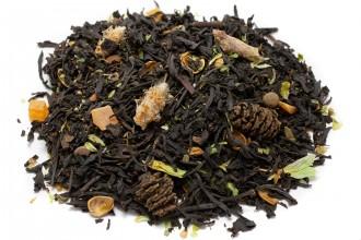"""Чёрный чай """"Банный"""" (без ароматизаторов)"""