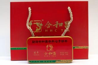 """Лэ Фэн"" Шу пуэр HHC TEA 2016г. (плитка 36г)"