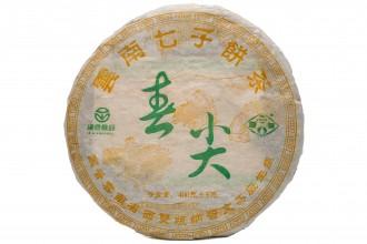 """Шен пуэр """"Чун Цзень Ча"""" (фаб. Пу Вэн, 2006г.) блин 400г"""